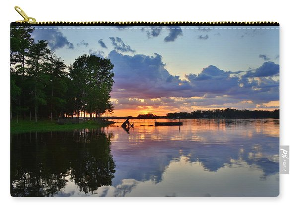 Lake Murray Sc Reflections Carry-all Pouch