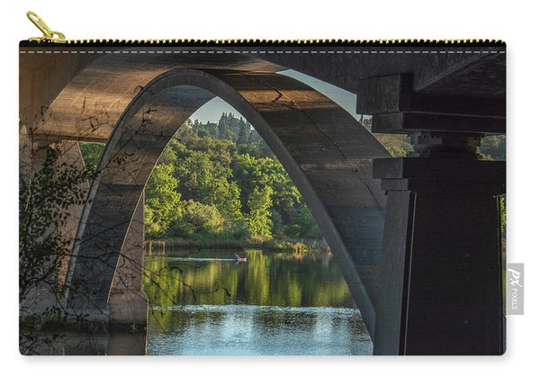 Lake Natoma Arch Carry-all Pouch