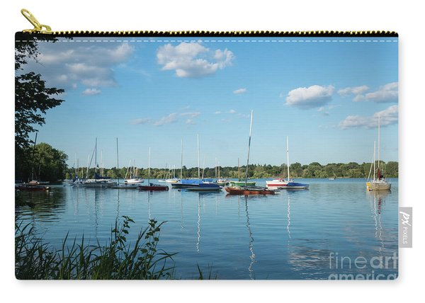Lake Nokomis Minneapolis City Of Lakes Carry-all Pouch
