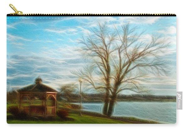 Lake Seneca Carry-all Pouch