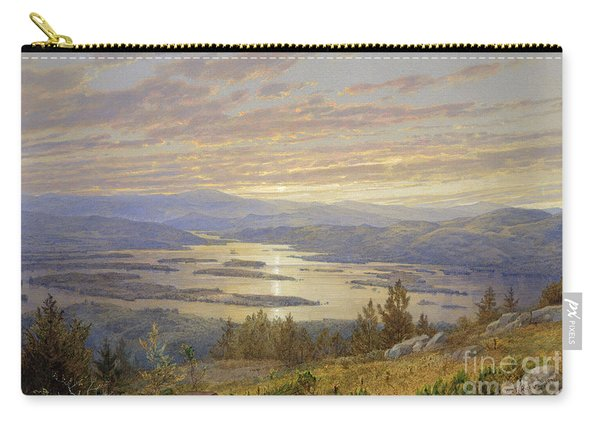 Lake Squam From Red Hill, 1874 Carry-all Pouch