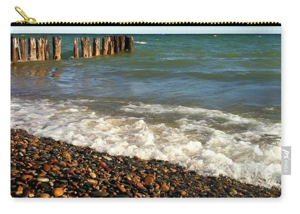 Lake Superior At Whitefish Point Carry-all Pouch