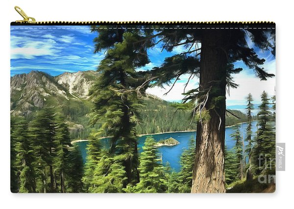 Lake Tahoe Serenity Carry-all Pouch