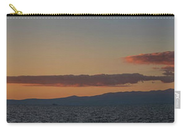 Lake Tahoe South Shore Panorama - 1 Carry-all Pouch