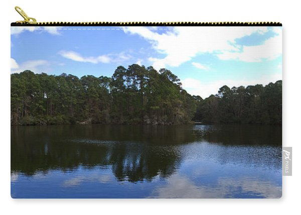 Lake Thomas Hilton Head Carry-all Pouch
