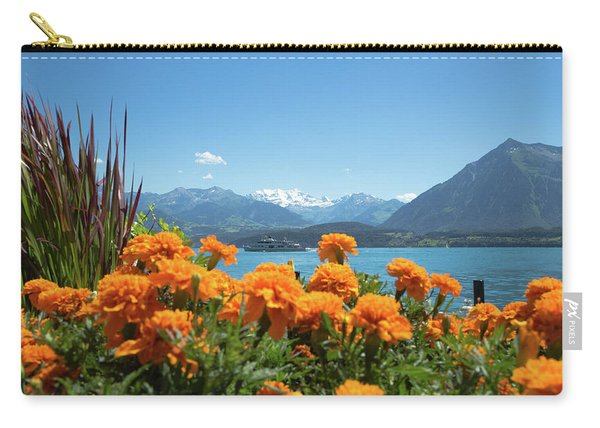 Lake Thunersee Carry-all Pouch