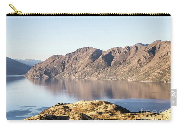lake Wanaka in New Zealand south island Carry-all Pouch
