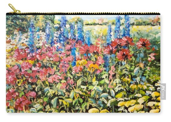 Lakeside Garden Carry-all Pouch