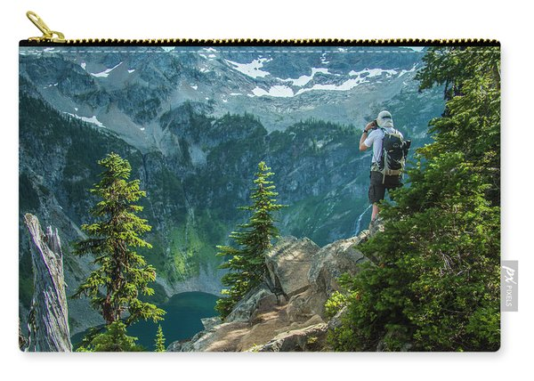 Lakeside View Carry-all Pouch