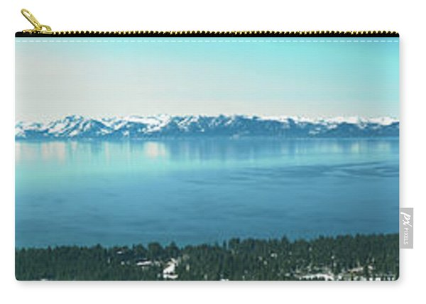Laketahoe Panorama Carry-all Pouch