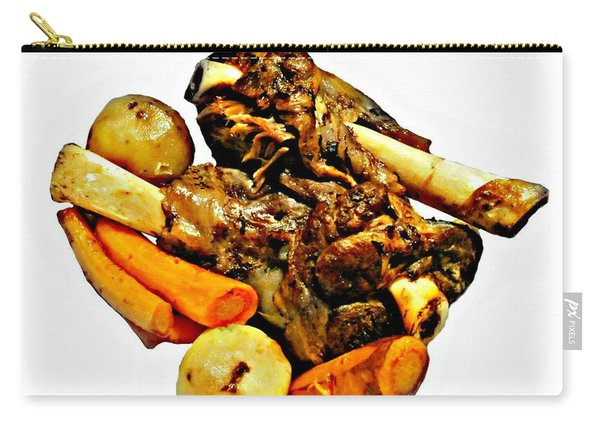 Mom's Lamb Stew Carry-all Pouch