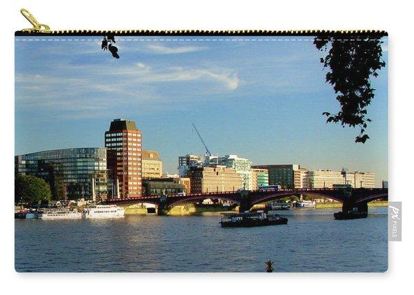 Lambeth Bridge Across The Thames, London Carry-all Pouch