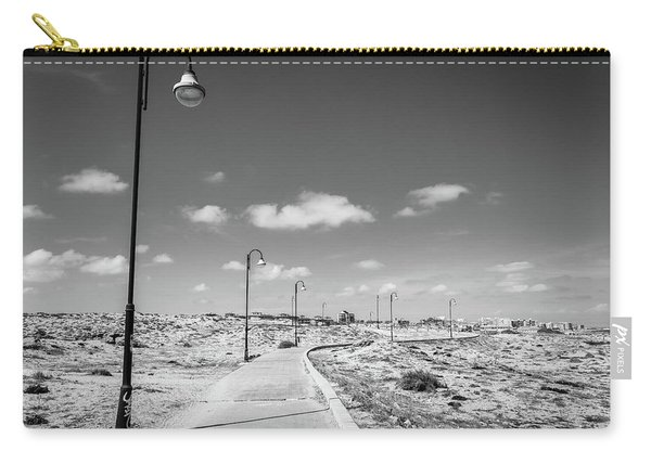 Lamplit Walkway Carry-all Pouch