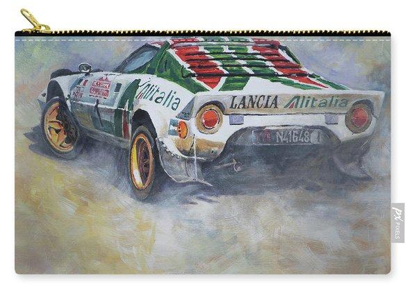 Lancia Stratos 1976 Rallye Sanremo Carry-all Pouch