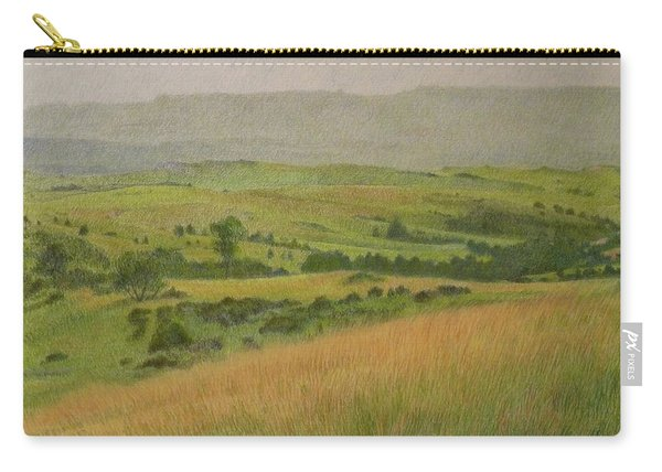 Land Of Grass Carry-all Pouch