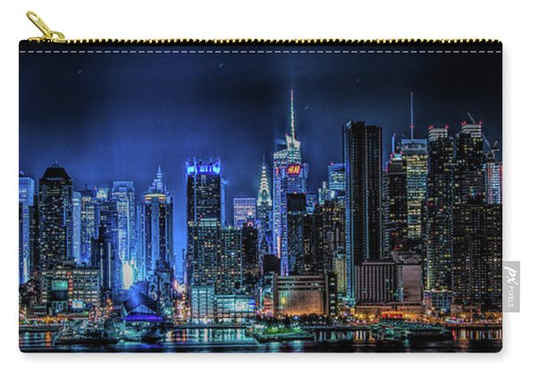 Land Of Tall Buildings Carry-all Pouch