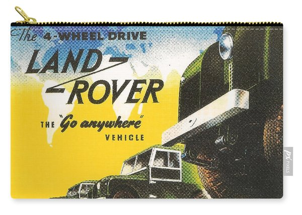 Land Rover Carry-all Pouch