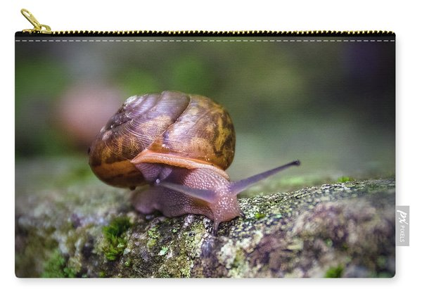 Land Snail II Carry-all Pouch