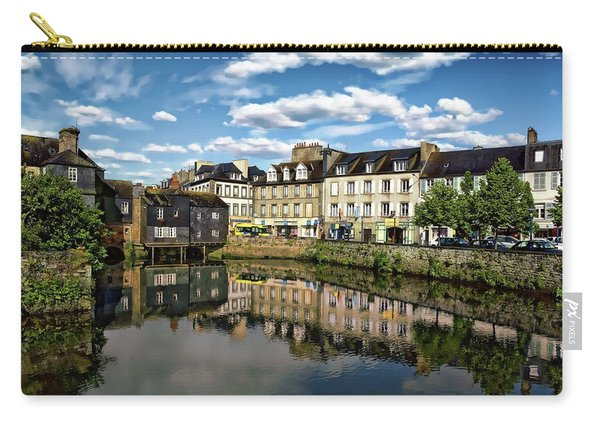 Landerneau Village View Carry-all Pouch