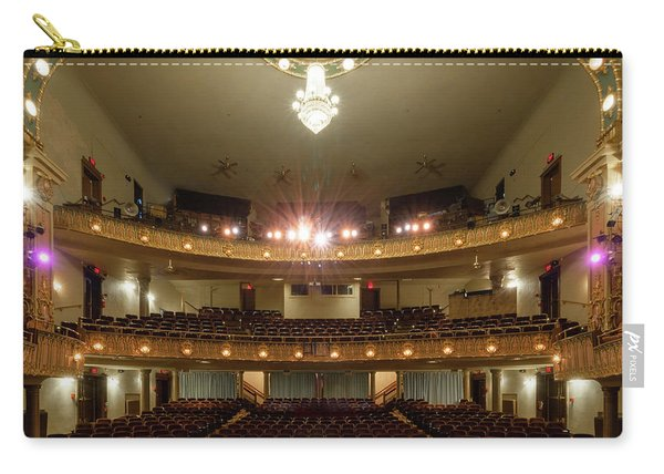 Landers Theatre Carry-all Pouch