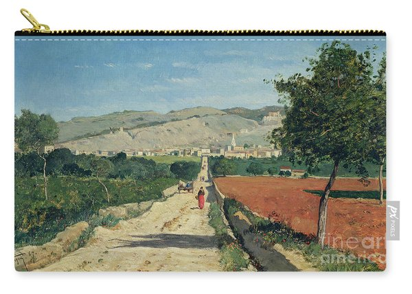 Landscape In Provence Carry-all Pouch