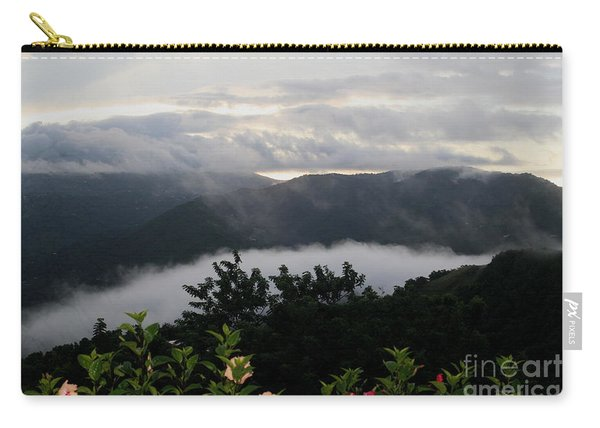 Landscape Tropical Carry-all Pouch