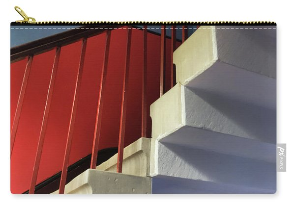 Lanhydrock Stairs Carry-all Pouch
