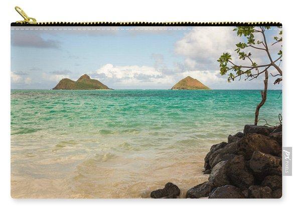 Lanikai Beach 1 - Oahu Hawaii Carry-all Pouch