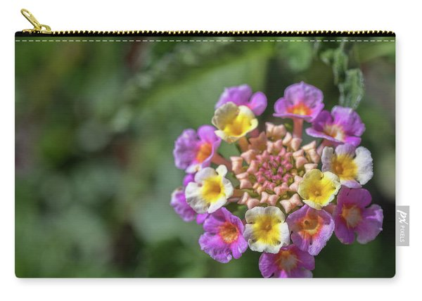 Lantana In Bloom Carry-all Pouch