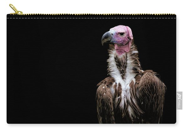 Lappet-faced Vulture - Africa - African Vulture - Nubian Vulture Carry-all Pouch