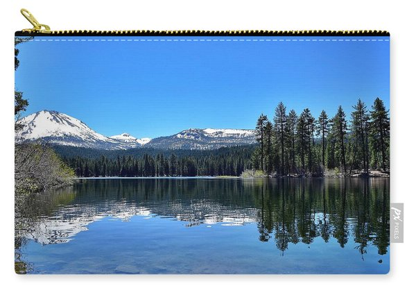Lassen Volcanic National Park Carry-all Pouch