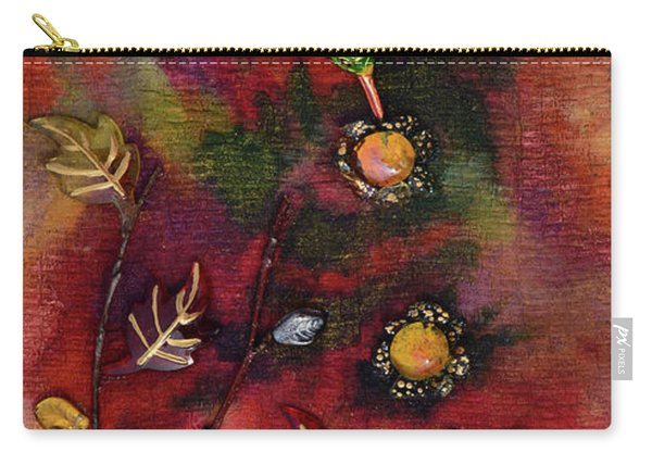 Last Nectar Of Autumn Carry-all Pouch