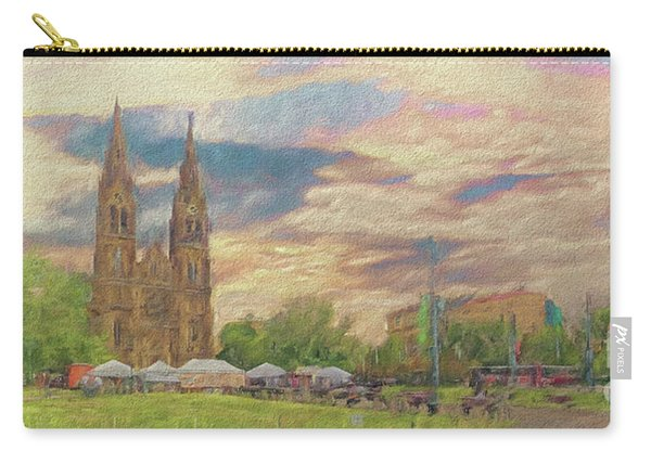 Lasting Impression - Prague Carry-all Pouch
