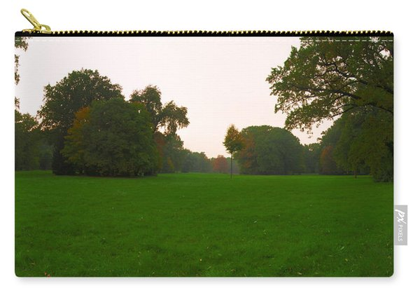 Late Afternoon In The Park Carry-all Pouch