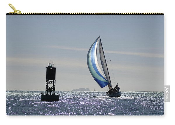 Late Afternoon Sail Carry-all Pouch