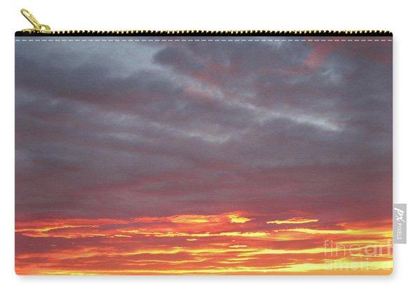Late Prairie Sunrise Carry-all Pouch