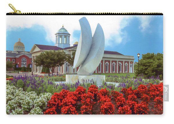 Late Spring At Christopher Newport University Carry-all Pouch