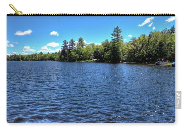 Late Spring On 6th Lake Carry-all Pouch