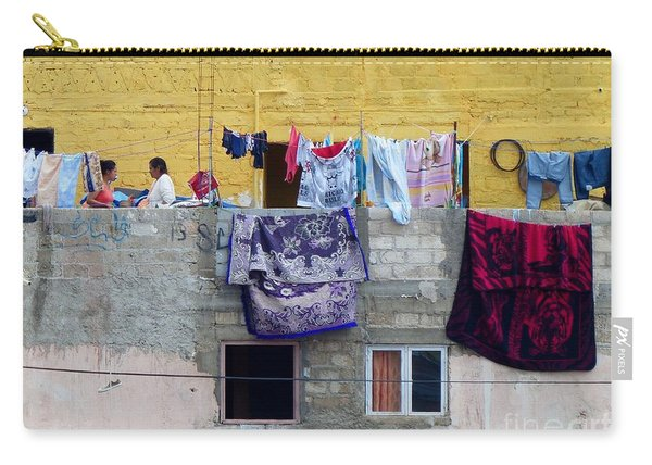 Laundry In Guanajuato Carry-all Pouch