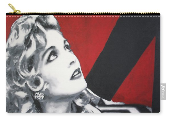 Laura Palmer Carry-all Pouch