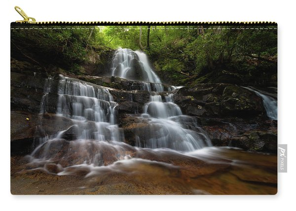 Laurel Falls Great Smoky Mountains Tennessee Carry-all Pouch