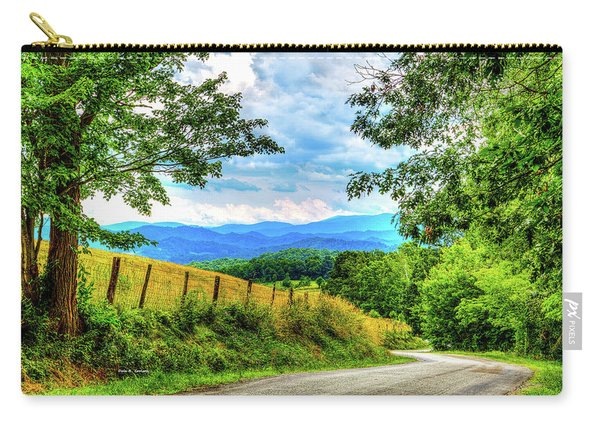 Laurel Hill View Carry-all Pouch
