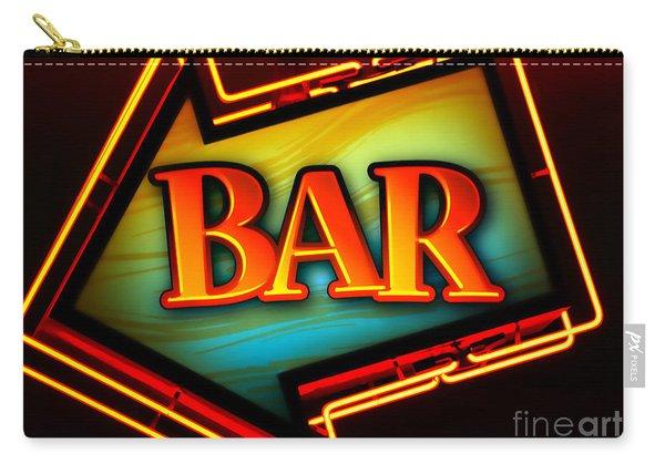 Laurettes Bar Carry-all Pouch
