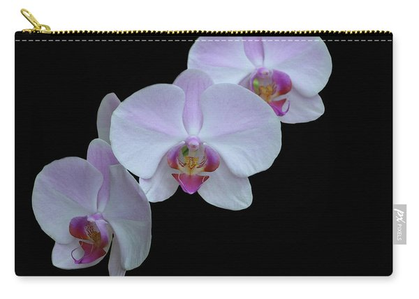 Lauritzen Gardens Orchids Carry-all Pouch
