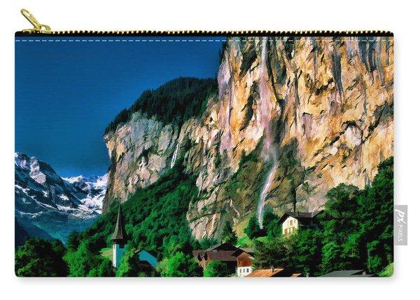 Lauterbrunnen Carry-all Pouch