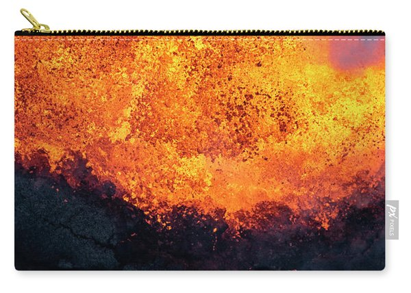 Lava Explosion Carry-all Pouch