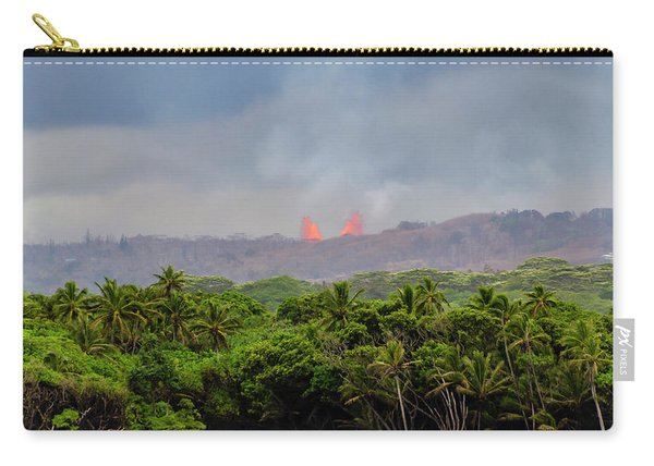 Lava Fountain Carry-all Pouch