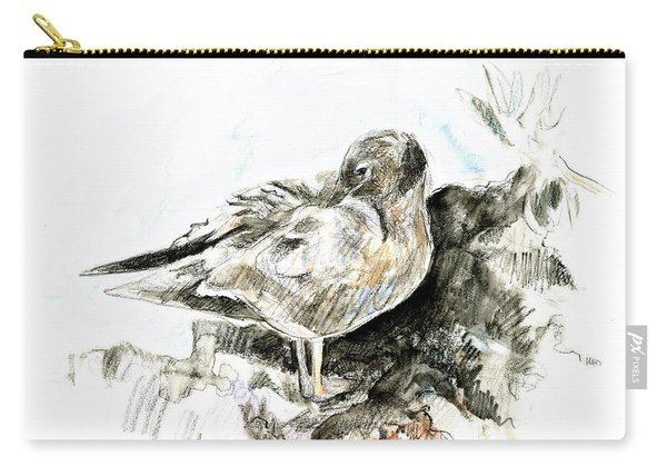 Lava Gull Carry-all Pouch