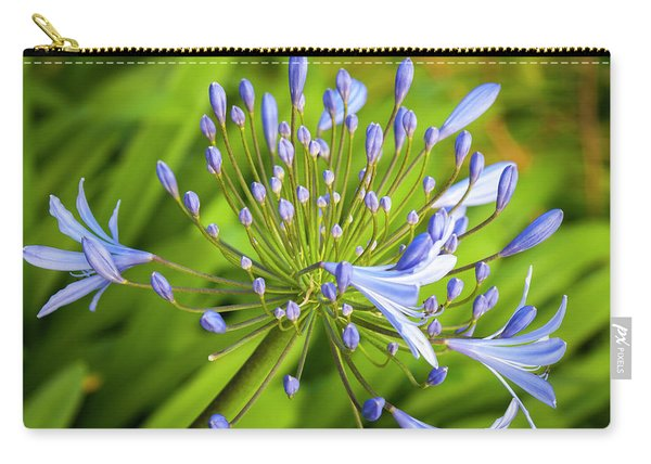 Lavendar Buds Carry-all Pouch