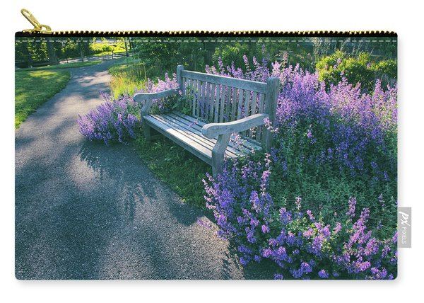 Lavender Delight Carry-all Pouch